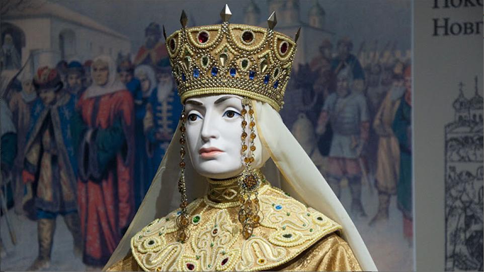 Русские цари и царицы картинки